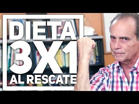 Episodio #1512 Dieta 3x1 al rescate