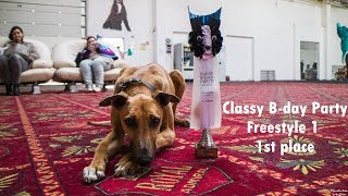 Classy B-day Party - Freestyle 1 - 1st place