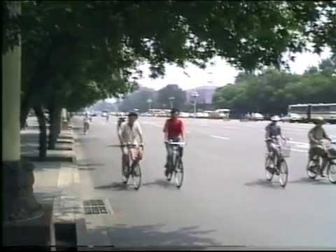 Beijing and Tiananmen Square 1991