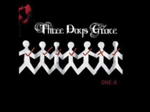 Riot -Three Days Grace clean version