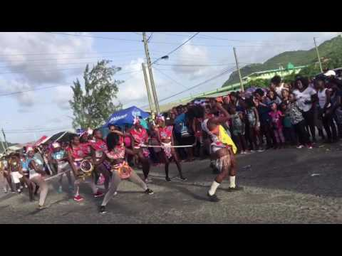 Carnival in St Lucia 2017 (Vieux Fort)