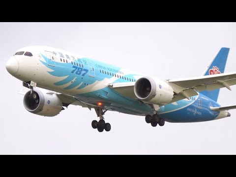 DREAMLINERS AT HEATHROW | Heathrow Airport 787 Compilation