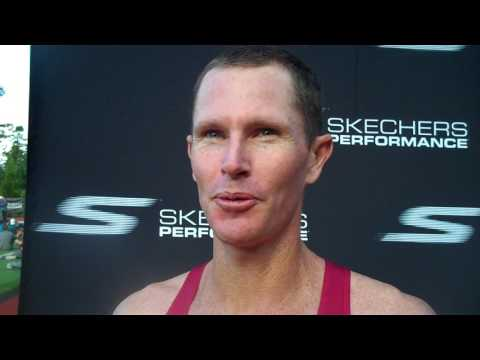 Ben Bruce Has Run Sub 9:00 in the Steeple for 16 Straight Years
