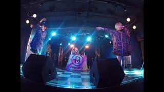 2018-8-12 バナフェス @新宿LOFT ちょっとやってみただけ B-girlイズム ...