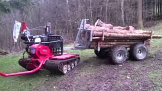 Lennartsfors IronHorse 2013 + ATV Trailer - Stafaband