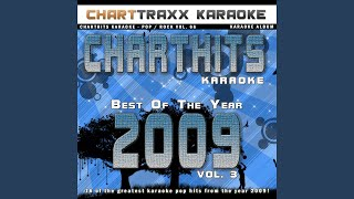 Paranoid (Karaoke Version In the Style of Kanye West)
