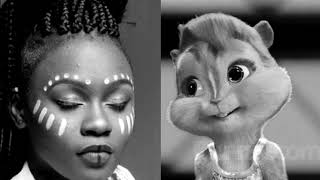 Amanda Black - Separate(Chipmunks cover)