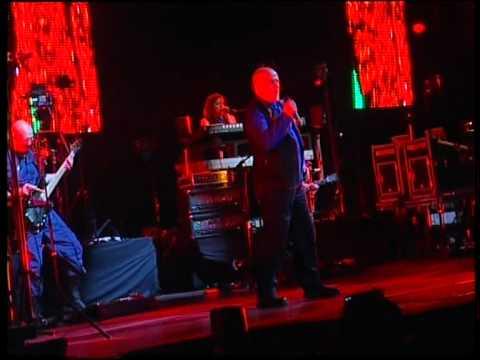 Peter Gabriel Steam Estadio Velez Argentina 22/03/09 proshot