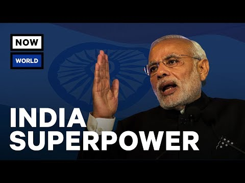 When Will India Become A Superpower?