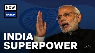 When Will India Become A Superpower? | NowThis World