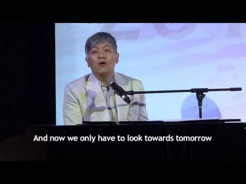 NDP 2015 Theme Song: Our Singapore (Live Performance by Dick Lee)