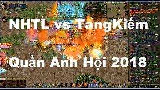 [Quần Anh Hội 12] NgọaHổTàngLong vs TàngKiếm (team 2 huyết chiến) - vòng quyết định để vào tranh 3 4
