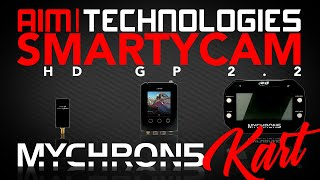 SmartyCam HD GP 2.2 + MyChron 5 for Kart / Super Kart