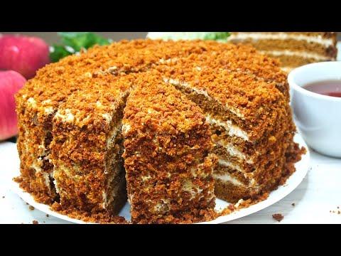 Рецепт торта рыжик в мультиварке
