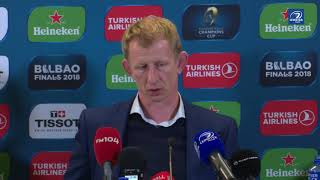 Leo Cullen's Champions Cup Semi-Final post-match reaction   Leinster v Scarlets