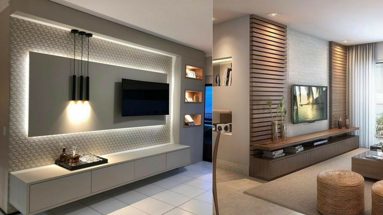 Top 100 Modern Tv Cabinets For Living Rooms Home Wall Decorating Ideas 2020 Youtube