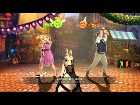 Just Dance: Disney Party - Something That I Want
