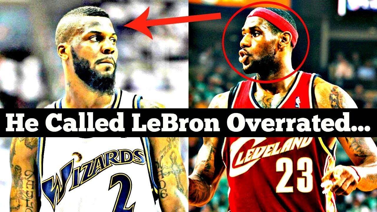 meet the only nba player to ever call lebron ja with loop