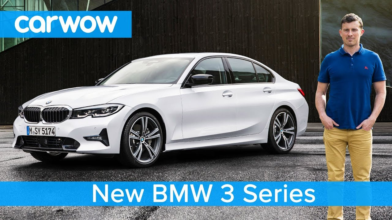All New Bmw 3 Series 2019 See Why Its The Most High Tech Bmw Ever