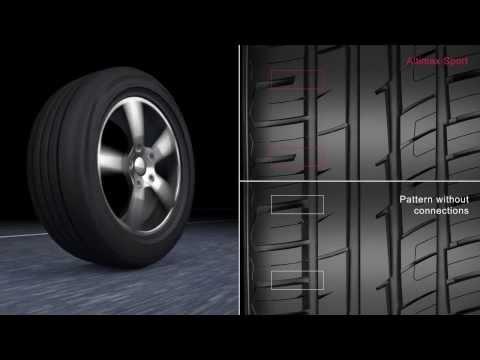 General Tire Altimax Sport vasaras riepas - inovācijas, drošība, ekonomija