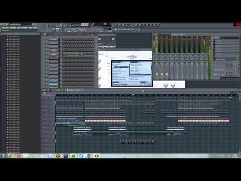 Mr Probz - Waves (DJ RAL Remix) ♫FL Studio 10♫