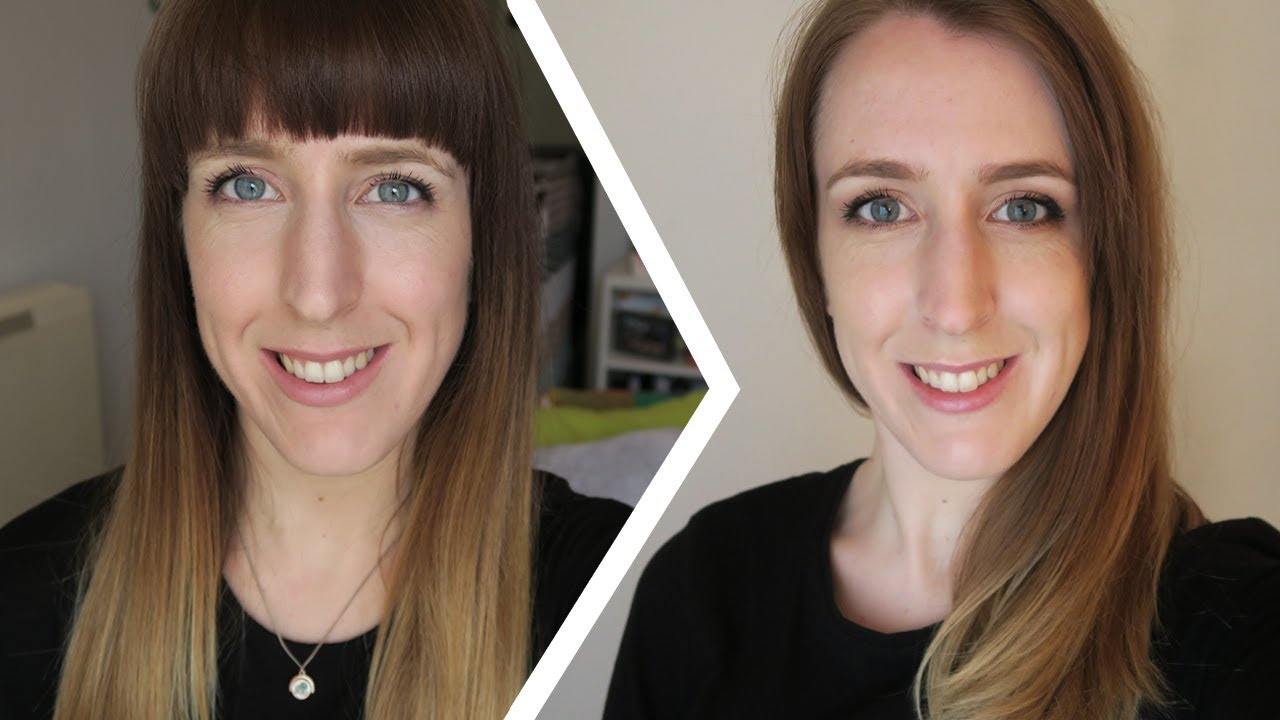 how to grow out your fringe.. stress-free | tips & hairstyles to hide your bangs