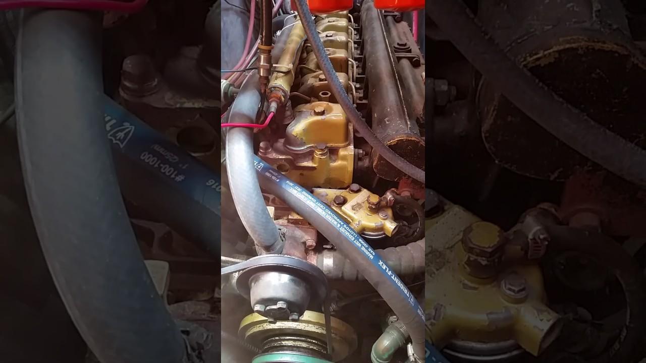 Murphy Marine Diesel, MWM 225/6