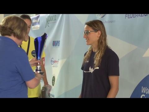 Live stream di Federazione Italiana Nuoto Paralimpico