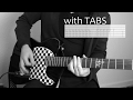 Three Days Grace Gone Forever Guitar Cover W Tabs On Screen mp3