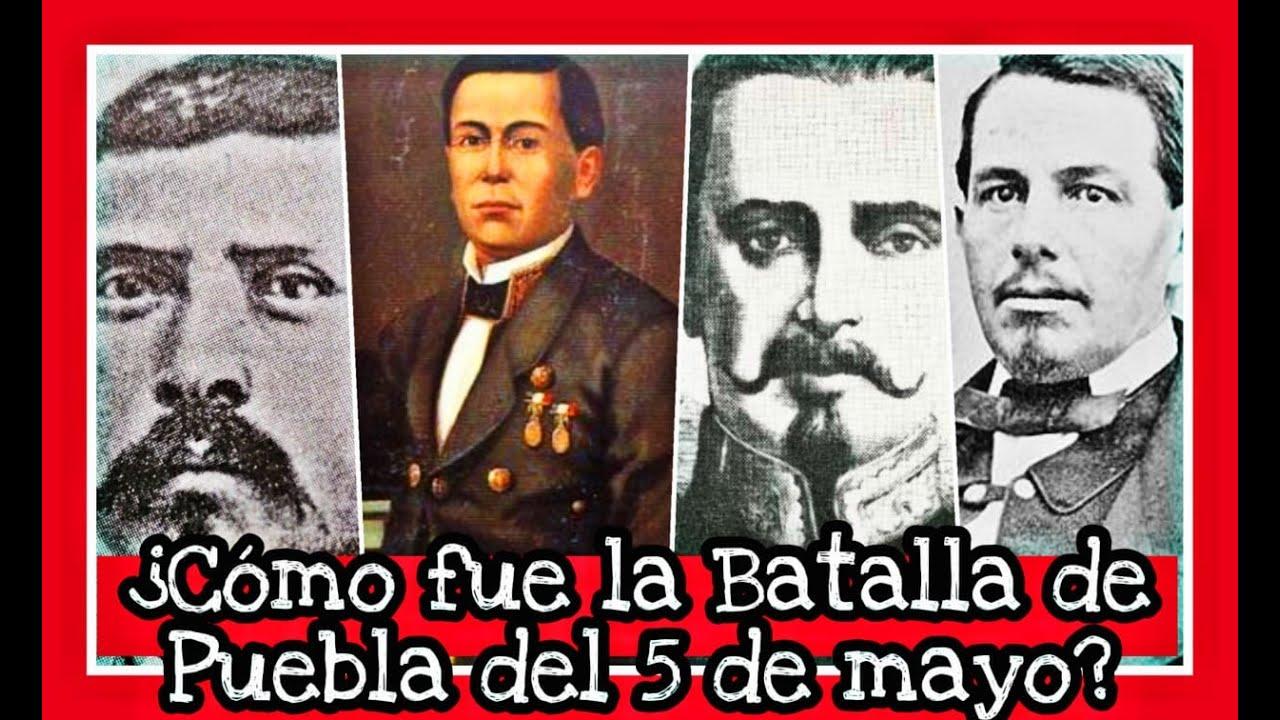 La batalla del 5 de mayo Puebla de 1862 - YouTube