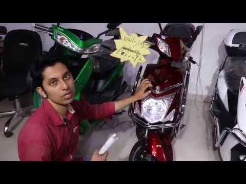 Best Electric MotorBike In Bangladesh | Dongjin Electric Bike Cheap Price in Dhaka | Saiful Express