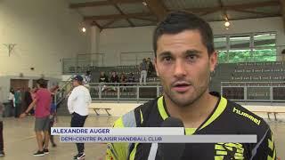 Handball : Plaisir sort dès le 1er tour de la coupe de France