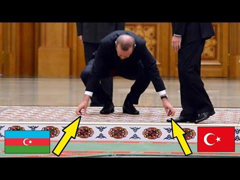 Erdoğan'ın Azerbaycan İçin