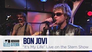 "Bon Jovi ""It's My Life"" Live on the Stern Show (2000)"