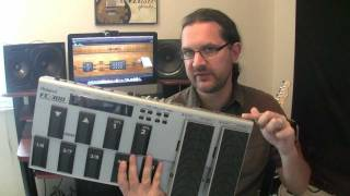 Controlling Overloud TH2 with a Midi Floorboard
