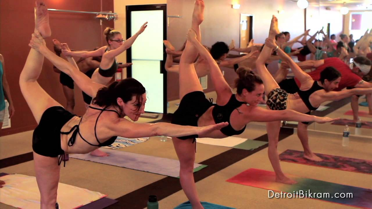 Healthy Results Anyone Can Benefit From Bikram Yoga 5 Of 12 Youtube