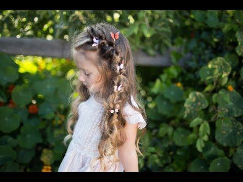 Flip Faux Fishtail | Cute Girls Hairstyles