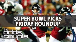 Super Bowl LI Picks   The Odds Couple   Final Recap!