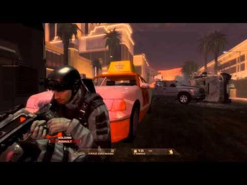 Tom Clancy's Rainbow Six: Vegas - Calypso Casino: The Strip [Part 5] |