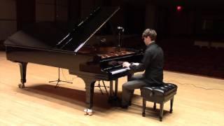 Mozart: Piano Sonata No.8 a-moll, K.310 - Allegro maestoso - Kamil Tokarski