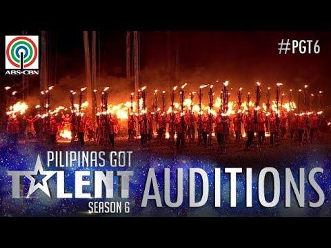 Pilipinas Got Talent 2018 Auditions: Tribu Burulakaw - Fire Dance