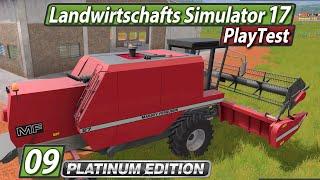 LS17 Platinum 🚜 Da haut er Keys raus ► #9 Landwirtschafts Simulator 17 deutsch PlayTest