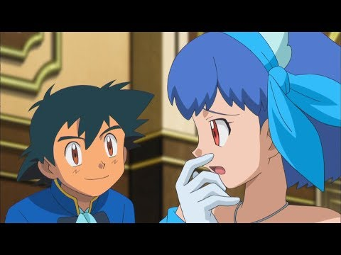 Serena wants to dance with Ash Ketchup (Pokémon Abridged)