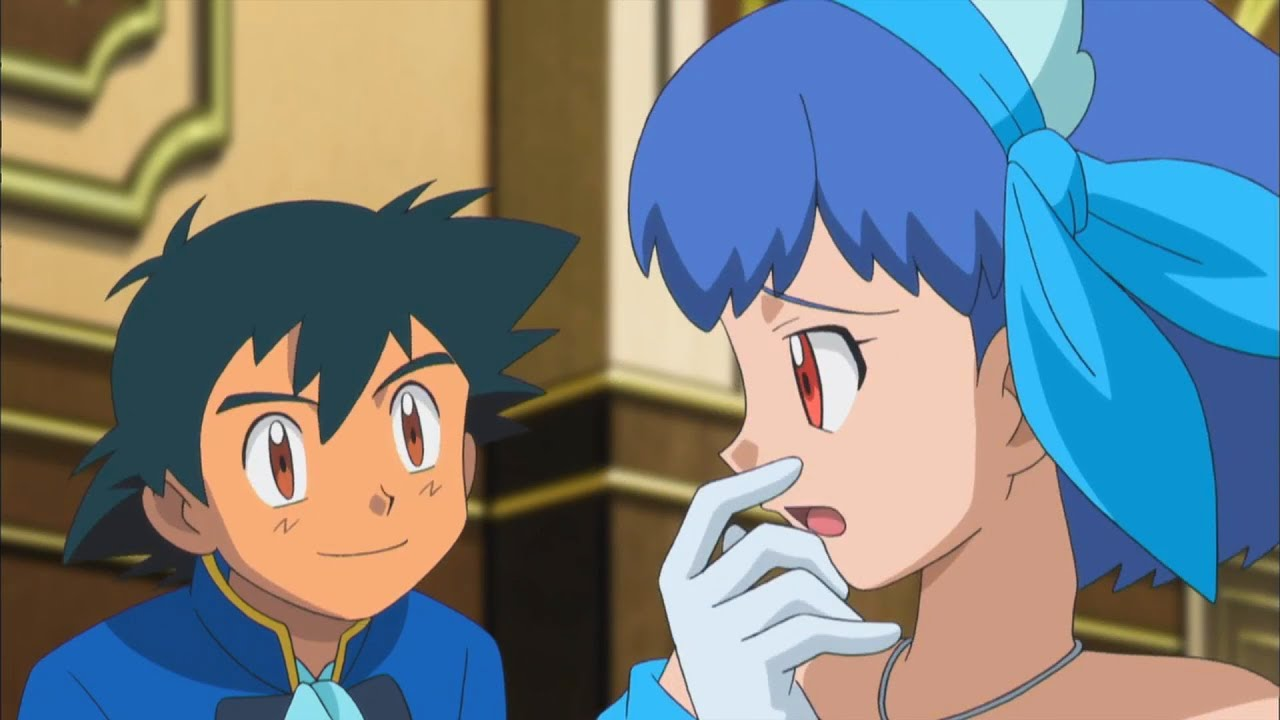 Download Serena wants to dance with Ash Ketchup (Pokémon Abridged)
