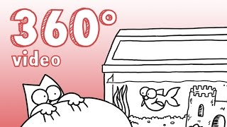 360 Video - Simon's Cat