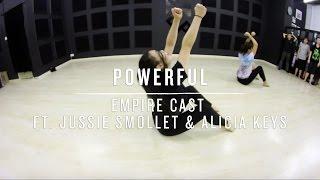 Powerful (Empire Cast ft. Jussie Smollett & Alicia Keys) | Jingwen Choreography