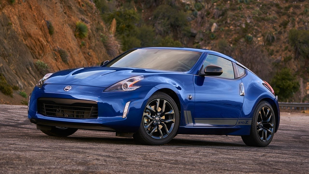 2019 Nissan 370z Heritage Edition Youtube