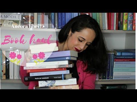 ANCORA LIBRI?! -Book haul