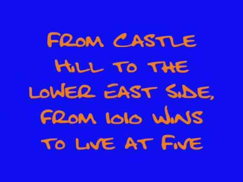 Beastie Boys - An Open Letter to NYC Lyrics Video