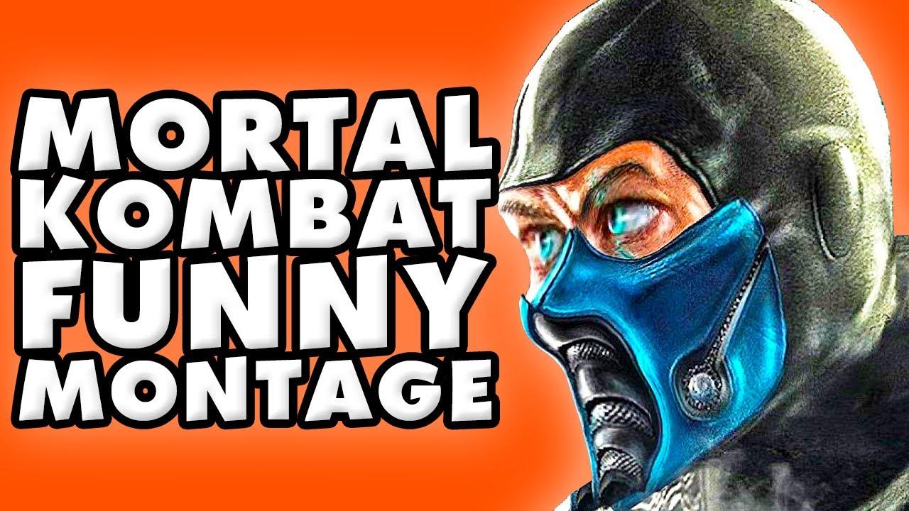 Mortal Kombat Funny Montage!